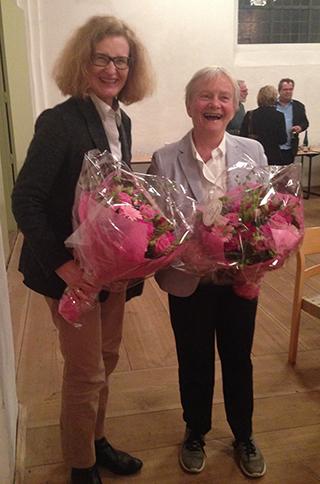 Sigrid Jørgensen og Inger Humle Jørgensen