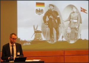 Tom Buk-Svienty modtager Dansk-Tysk Pris