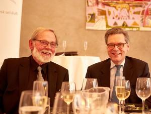 Finn Rowold og Claus Robert Krumrei