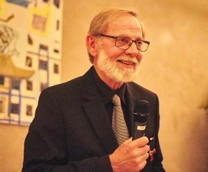 Finn Rowold takker for Bundesverdienstkreuz erster Klasse
