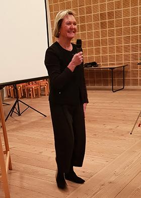 Lotte Thrane . forfatter til bogen: Asta Nielsen - Maske og menneske